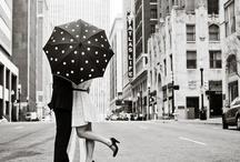 Rainy Day Photo Shoot