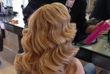 Wavy hairstyles / Hair