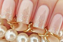 Manicure / Manicure for the bride