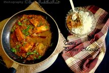 Vegetarian Curries & Veggies