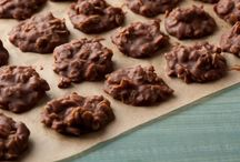 No Bake cookies / by Katharine's Bed and Breakfast