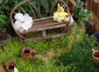 ideas for our fairy garden / by Jessica Peterson