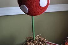 Mario feestje