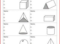 Grade 3 math worksheets / by Alison Gemmill-Brady