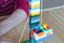 Lego and Lego Inspired