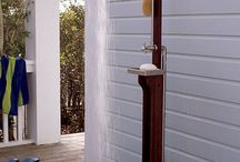 Outdoor Showers / by Rustic Sinks
