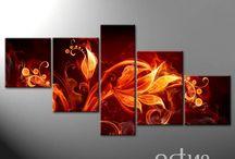 Abstraction / L'art abstrait - Trouvez votre inspiration parmi nos tableaux insolites
