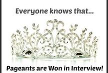 Pageants :) =my love / by Madi Sharp