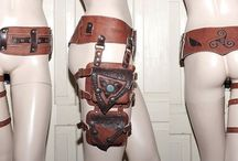 Bottle Bag Belt