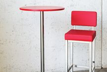 Stools / Contract stools for bar, restaurants, pubs, hotels, public spaces
