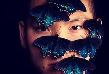 Butterfly Selfies