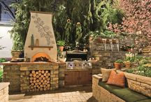 pizza oven/firepit