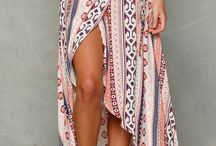 clothes - boho, hippie etc.
