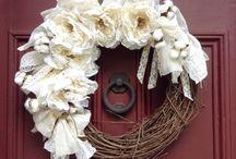 •●• Wreaths & Floral Arrangements •●• / For More Inspiration Check Out Sensations By Design..on Facebook!