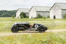 """Bentley 4½ Litre """"Blower"""""""