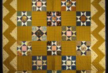 Vintage Quilts / Old or vintage quilts or style of quilt