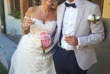 An Intimate Italian Wedding