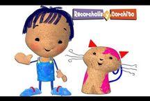 Dibujos animados para niños pequeños