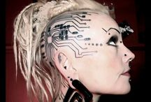 tatoo transhuman
