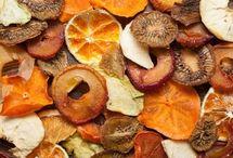 sušení ovoce a zeleniny