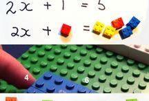 Legs math activities