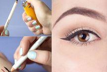 Love me some make - up tricks ; )