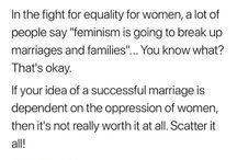 Femenism!!!