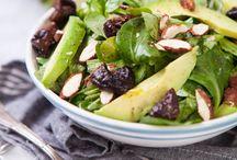 Foodist: Salatkreationen
