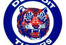 DETROIT TIGERS / by Miranda Richardson