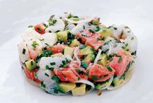 Salads ~ with Seafood / by Andrea DeSherbinin