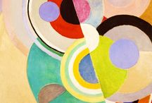 Celebrate all things Sonia Delaunay / abstract painter, colourist.