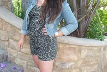 CollegeFashionista / by Ashlan Correia