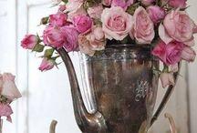 floral arangements