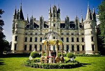 French Wedding Castle