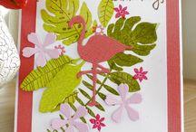 Mes cartes Botanical Bloom