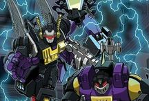 Transformers (G1): Insecticons