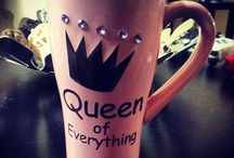 Awesome girly mugs