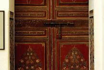 doorways / by {TracyCartmell} {SilverNina}