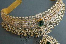 Indian Diamond jewellery / by Shireesha Ch