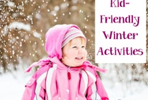 Outdoor Activities  / by Sprout Kids