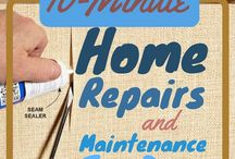 Repairs for the home