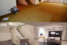BEFORE AND AFTER HOME IMPROVEMENTS