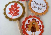 Thanksgiving / by Paula Gardner