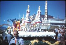 Hastings Blossom Festival / Vintage blossom festival photos Hastings, New Zealand