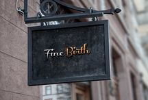finebirth / logo mockup etc・・・