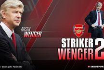 Striker Tajam yang Pernah Dimiliki Arsene Wenger (Part 2)