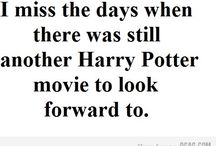 Harry Potter.....Always / by Mary Swift