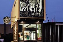 Holiday Container / Our holiday house ideas