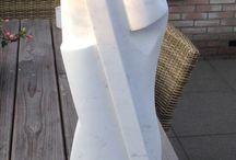 Beeldhouwen / Marmer, sculpturen