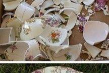 Blumenschalen